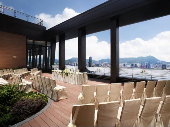 港島海逸君綽酒店 Harbour Grand Hong Kong-3-婚宴場地