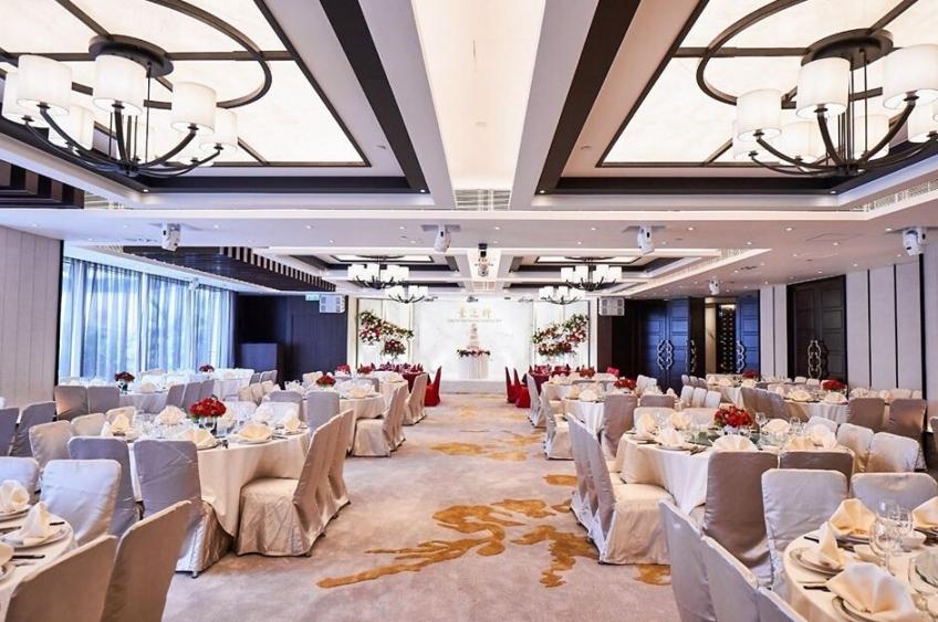 景逸軒 (都會海逸酒店) King Yat Hin (Harbour Plaza Metropolis)-0-婚宴場地