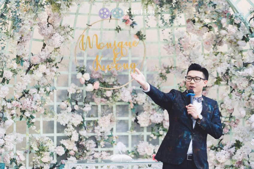 Wedding MC LU-2-婚禮當日