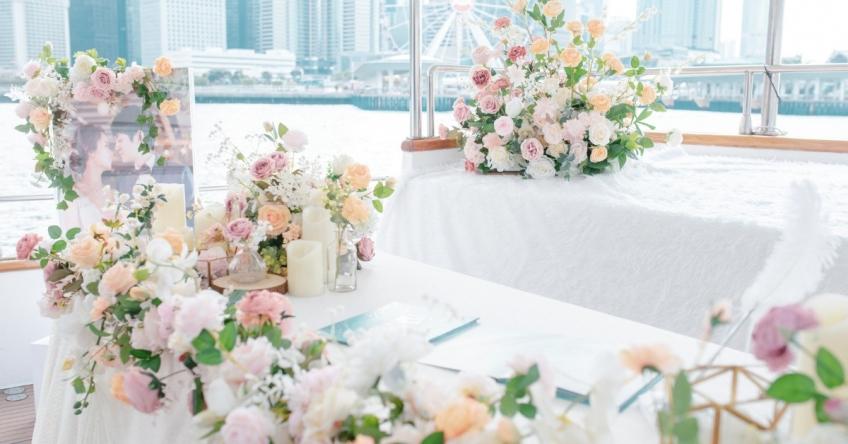 OCEANGOGO LOVE 海上婚禮策劃-4-婚宴場地