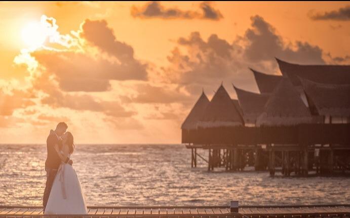 Sun N Sea Holidays 8 蜜月婚禮