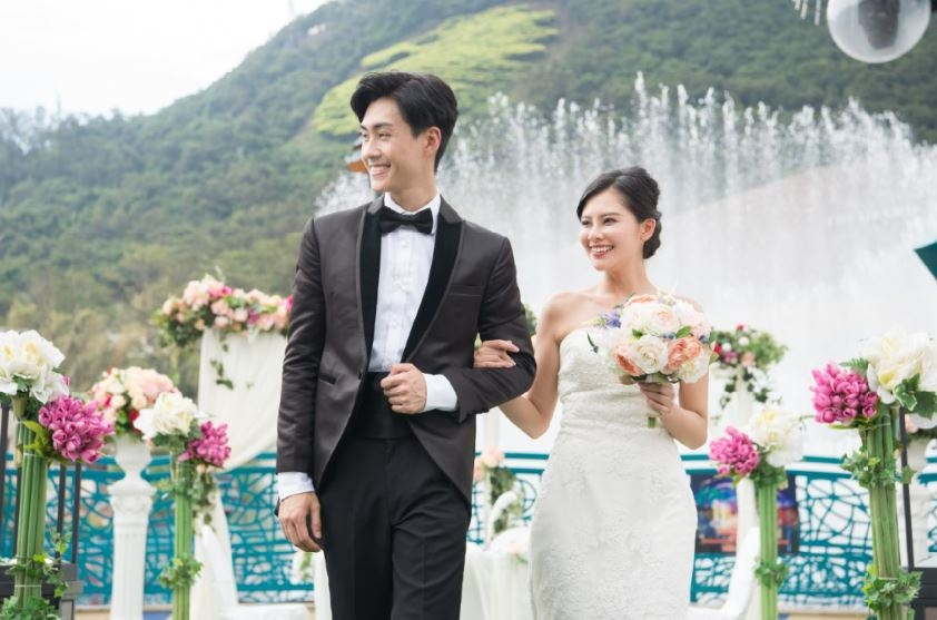 香港海洋公園 Hong Kong Ocean Park-2-婚宴場地