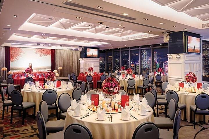 東海薈 East Ocean Seaview Restaurant-1-婚宴場地