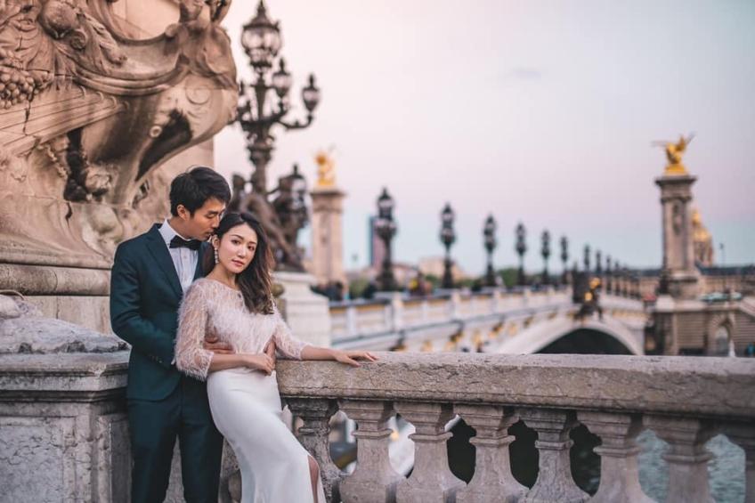 Amazes Wedding - 晚裝婚紗。攝影-4-婚紗禮服