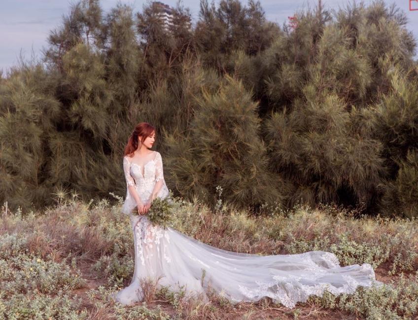 Alisha & Lace Hong Kong-2-婚紗禮服