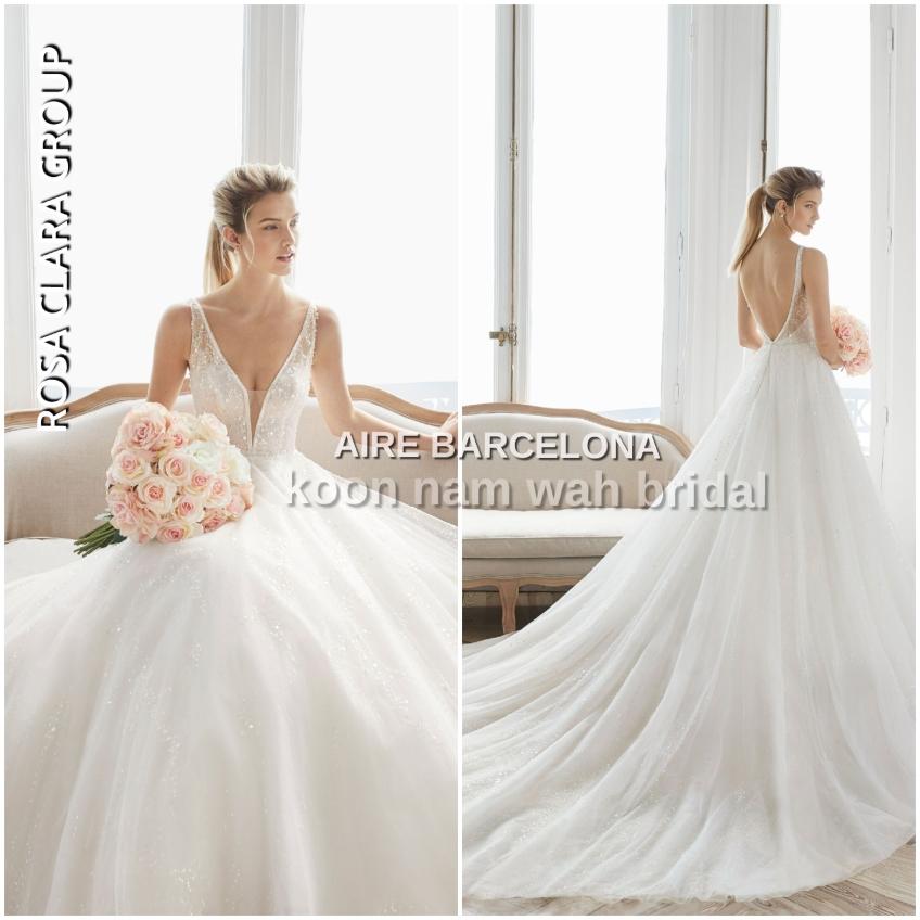冠南華 (灣仔) Koon Nam Wah (Wan Chai)-2-婚紗禮服