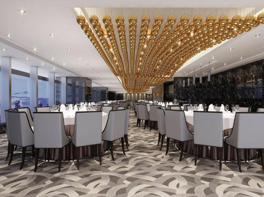 明星金閣 (H21商埸) Golden Star Restaurant-2-婚宴場地