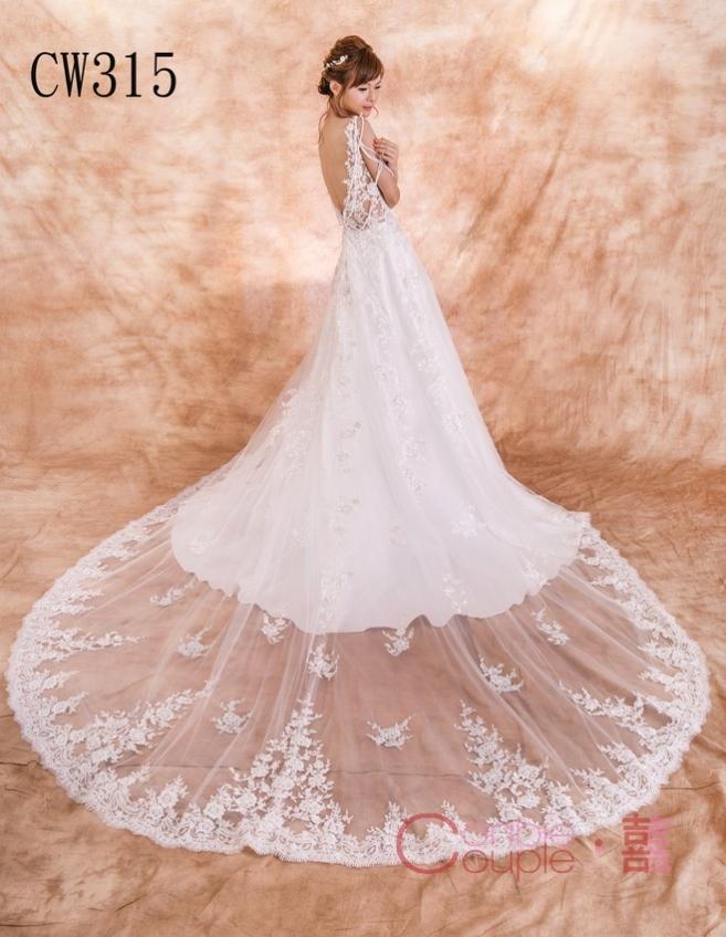 囍Couple-4-婚紗禮服
