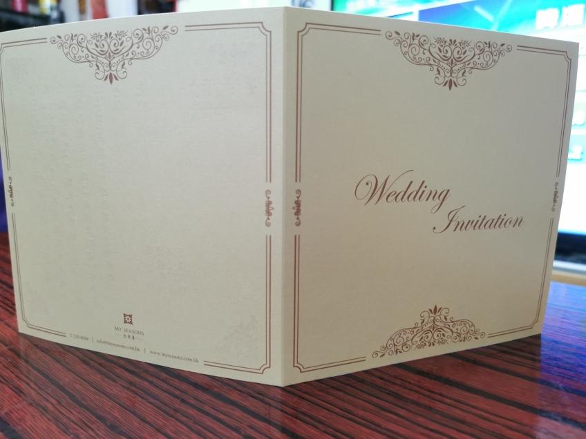 樂怡印刷燙金 Lok Yee Printing-3-婚禮服務