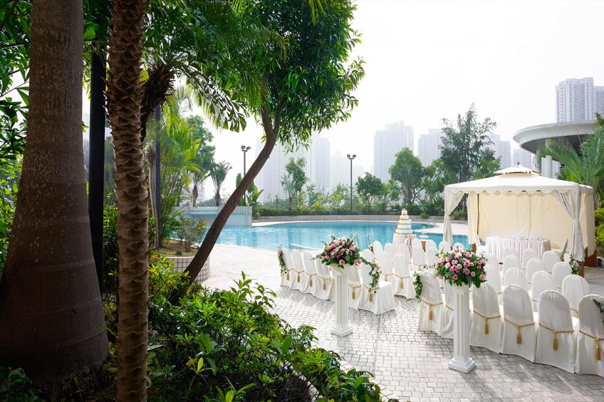 嘉湖海逸酒店 Harbour Plaza Resort City-3-婚宴場地