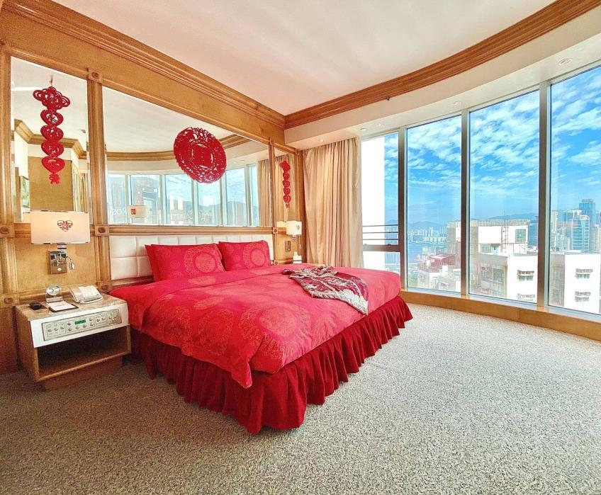 富豪香港酒店 Regal Hongkong Hotel-0-婚宴場地