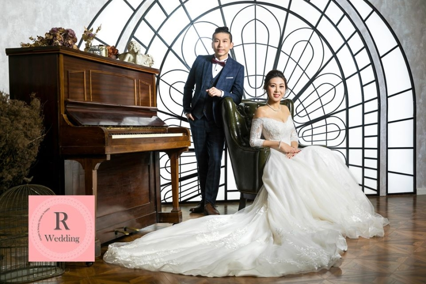 R Wedding-3-婚紗禮服