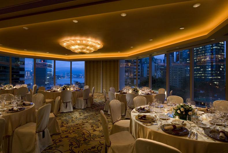 香港港麗酒店 Conrad Hong Kong-3-婚宴場地