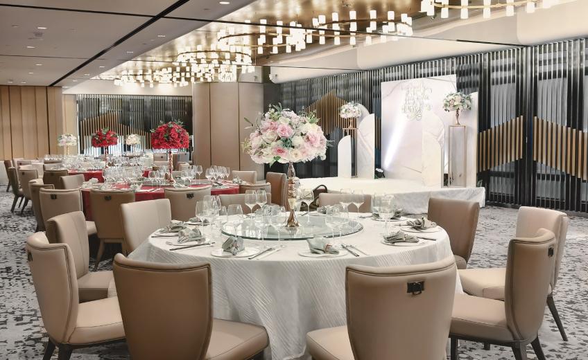 帝逸酒店 ALVA HOTEL BY ROYAL-0-婚宴場地