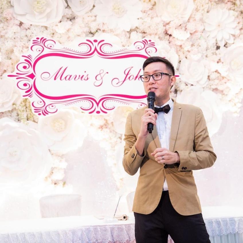 Wedding MC Alex 專業司儀-1-婚禮當日