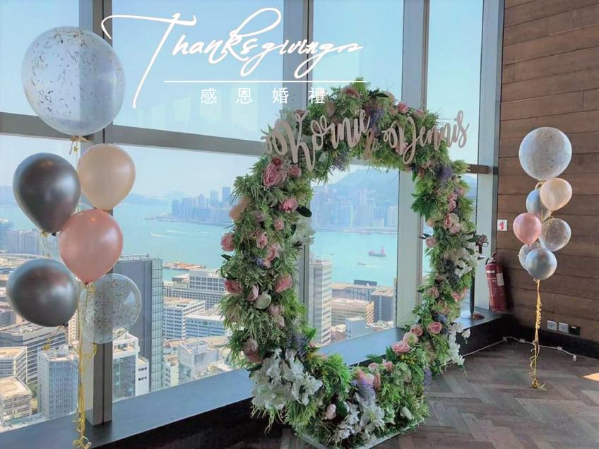 Thanksgivings Wedding - 感恩婚禮-1-婚紗禮服