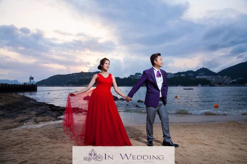 In Wedding 童話婚紗-3-婚紗禮服
