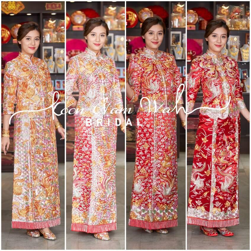 冠南華 (灣仔) Koon Nam Wah (Wan Chai)-0-婚紗禮服