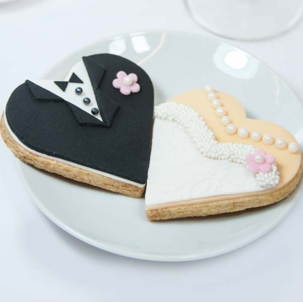 Twinkle Baker Décor-2-婚禮當日