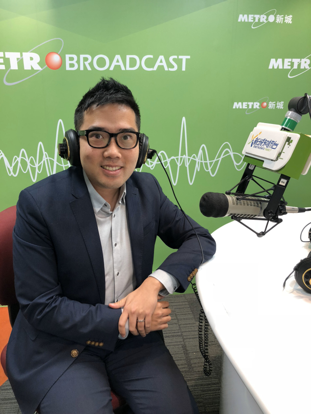 Wedding MC Tim Lau-2-婚禮服務