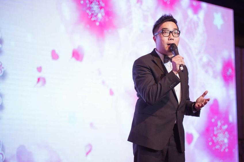Wedding MC Tim Lau-0-婚禮服務