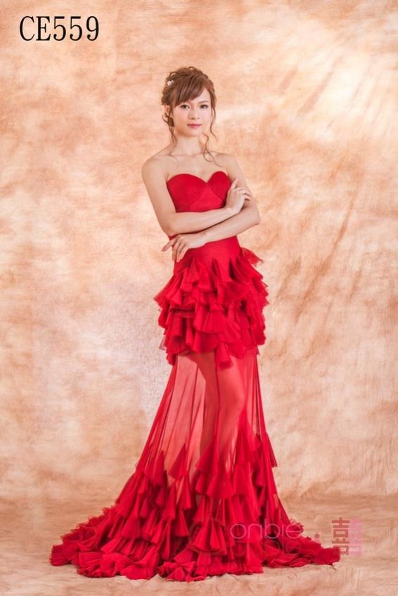 囍Couple-1-婚紗禮服