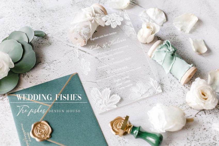 Wedding Fishes 喜帖 婚禮佈置-3-婚禮服務