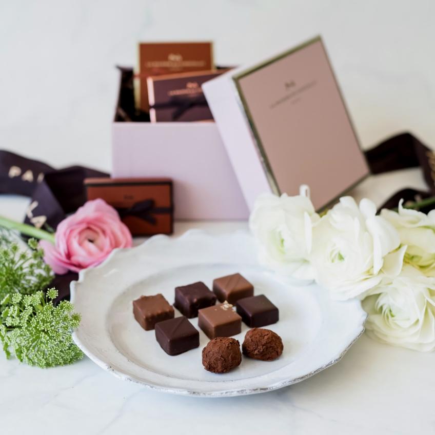 La Maison du Chocolat-1-婚禮當日