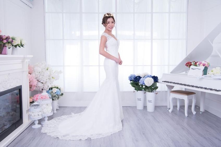愛美嫁衣 AW Wedding-2-婚紗禮服