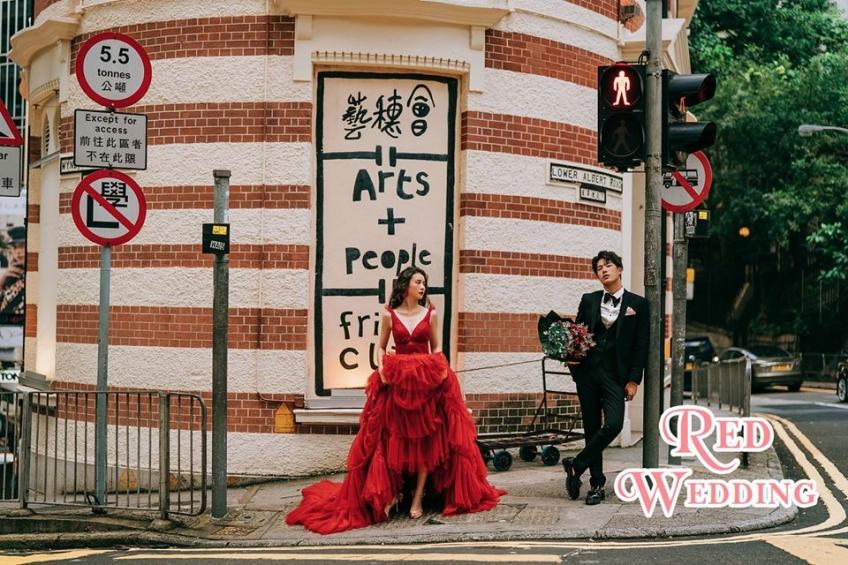 Red Wedding-1-婚紗攝影