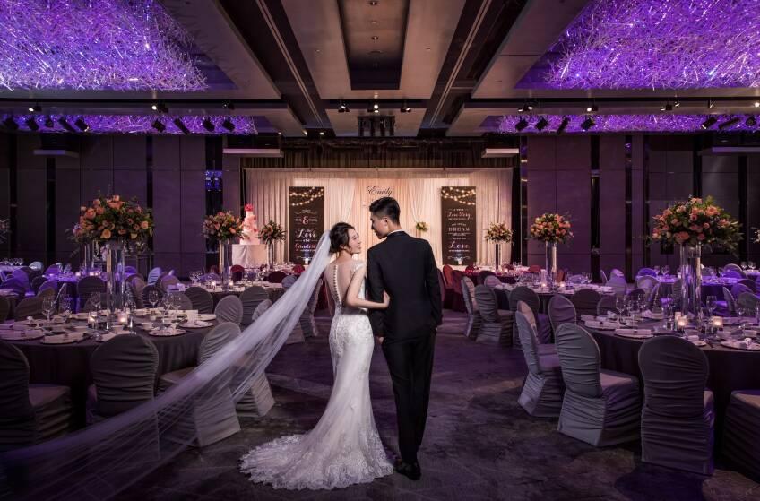 唯港薈 Hotel ICON-0-婚宴場地