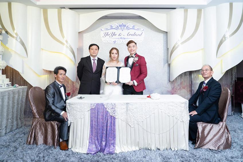 岑漢和律師 Shum Hon Wo-0-婚禮服務