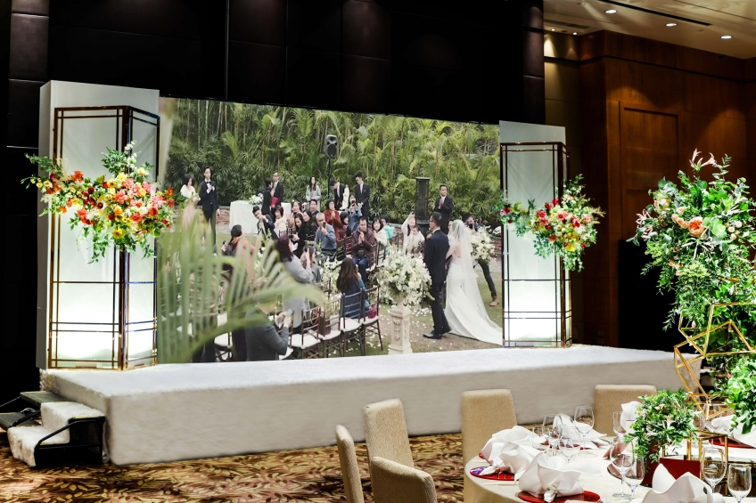 香港沙田凱悅酒店 Hyatt Regency Hong Kong, Sha Tin-3-婚宴場地
