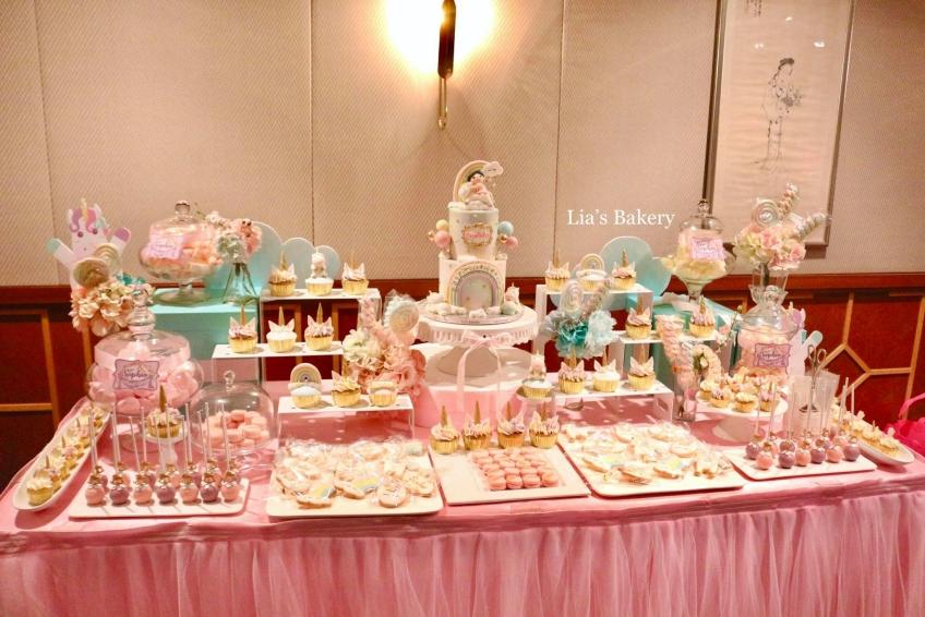 Lia's Bakery-1-婚禮當日