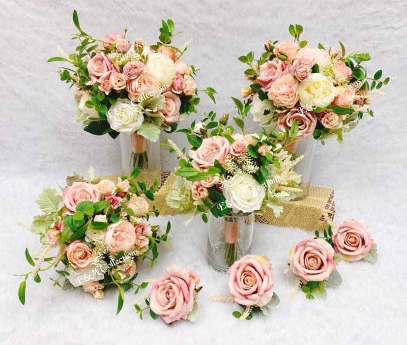 E & M Collections-Wedding Decoration & Accessories-1-婚禮當日