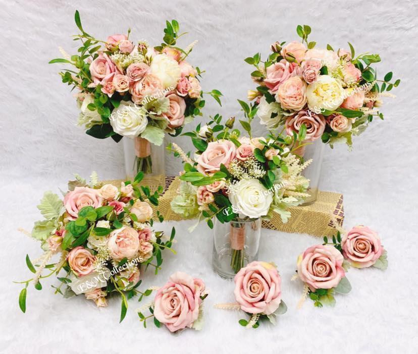 E & M Collections-Wedding Decoration & Accessories-0-婚禮當日