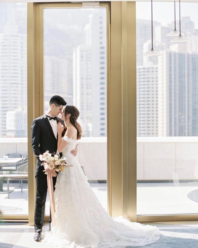 Central Weddings 中環名嫁-3-婚紗禮服