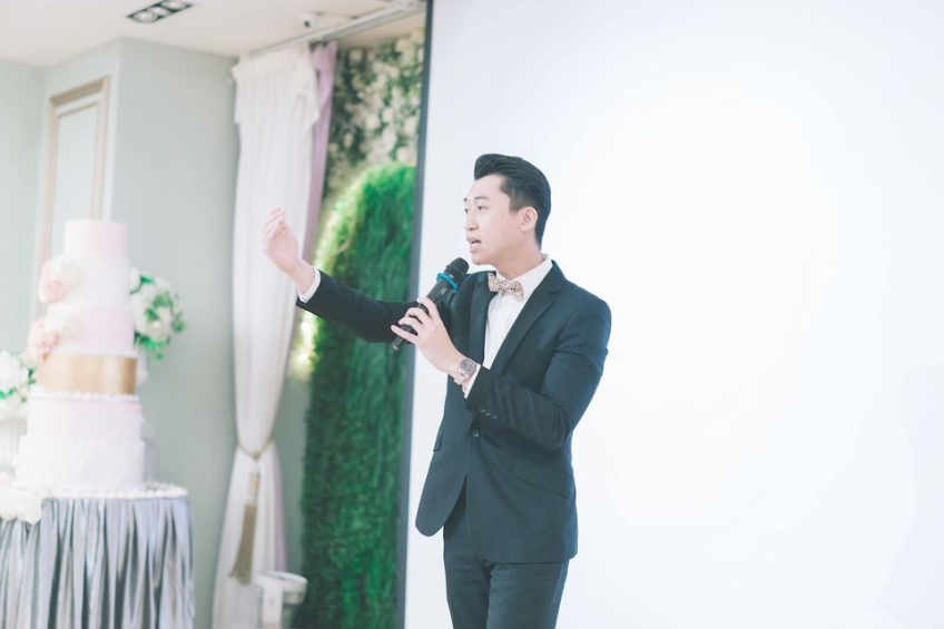 Tim Tai - MC Tim 婚禮司儀及統籌 / 婚禮司儀導師-1-婚禮服務