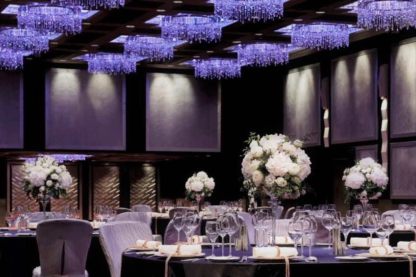 香港喜來登酒店 Sheraton Hong Kong Hotel & Towers-0-婚宴場地