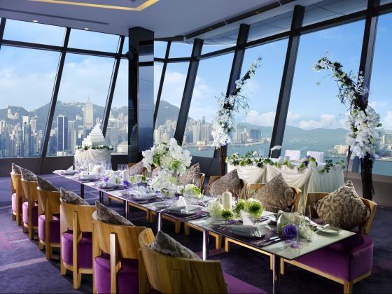 港島海逸君綽酒店 Harbour Grand Hong Kong-4-婚宴場地