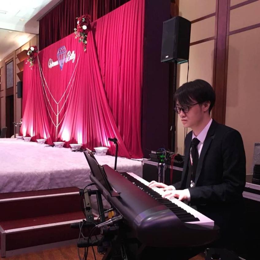 DAVID MA   Live Music + 婚姻監禮人-1-婚禮服務