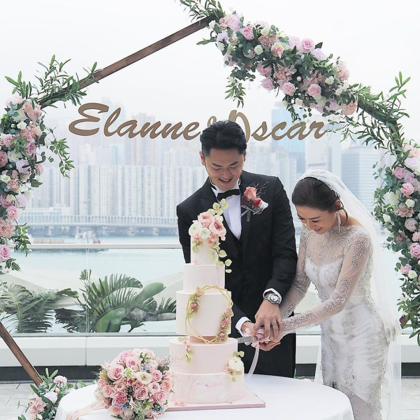 Aesthetics HK-2-婚禮當日