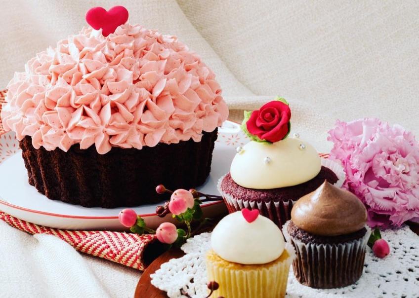 Kisses Cupcakes (世貿中心)-2-婚禮當日