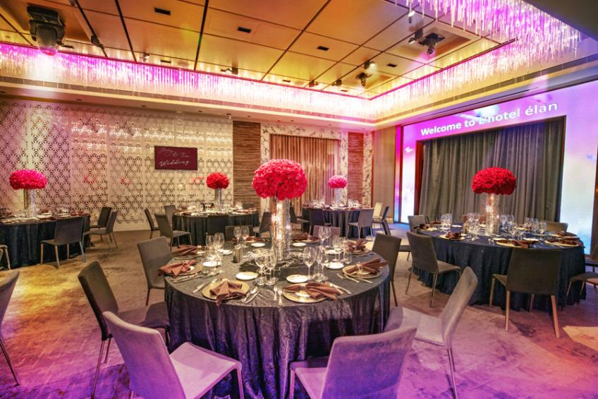 如心艾朗酒店 L'hotel élan-1-婚宴場地