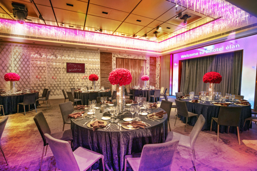 九龍東如心酒店 Nina Hotel Kowloon East-1-婚宴場地