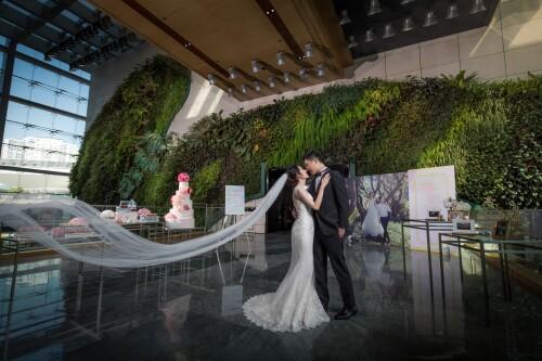 唯港薈 Hotel ICON-1-婚宴場地