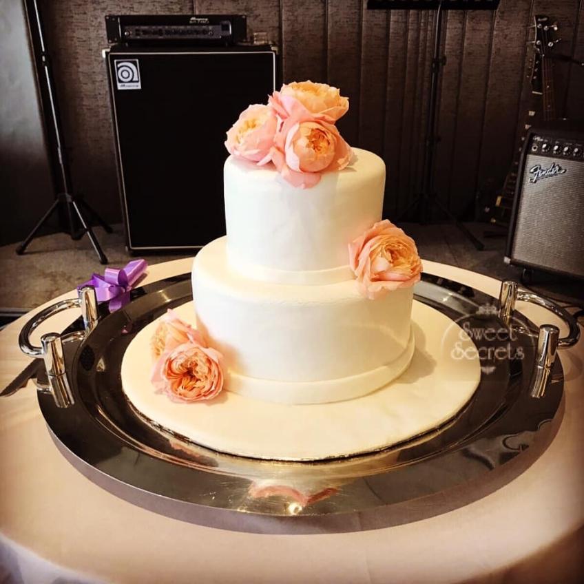 Sweet Secrets - Party Cakes & Treats-2-婚禮當日