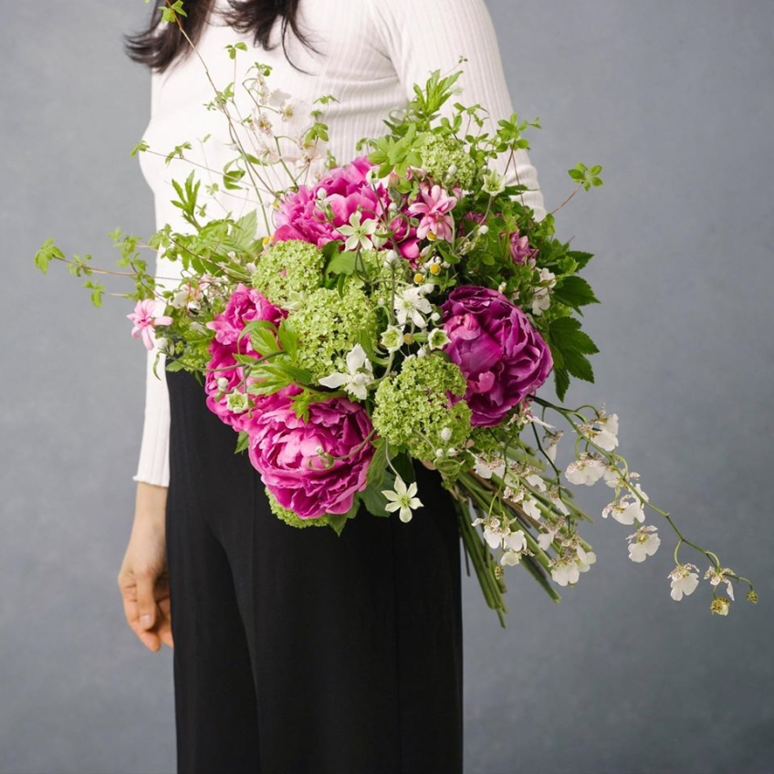 Flannel Flowers (Times Square)-0-婚禮當日