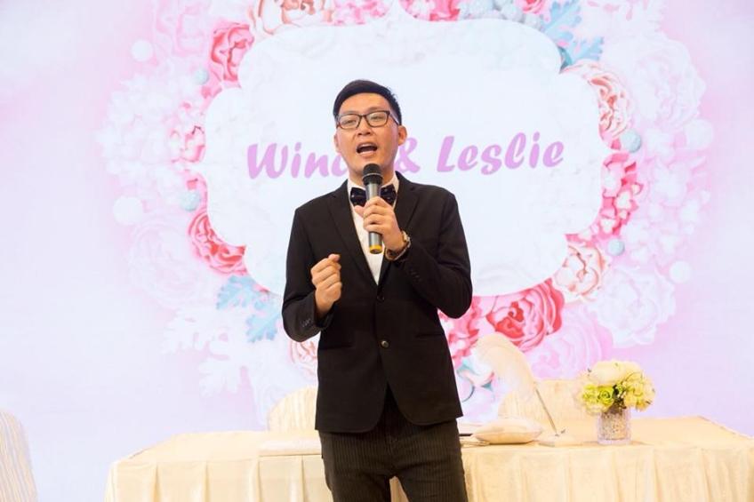 Wedding MC Alex 專業司儀-3-婚禮當日