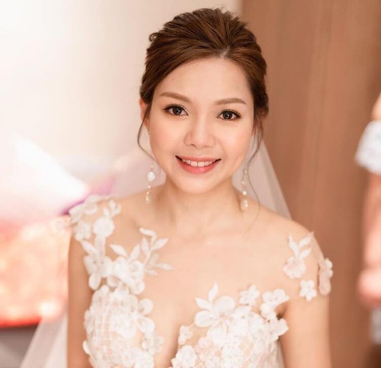 Teris May Makeup-0-化妝美容